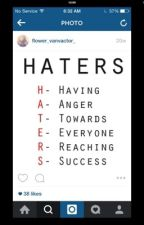 RANDOMNESS ... AND HATERS.. MAYBE by Anikadamini