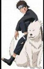 La Chica Lobo (Kiba Inuzuka) (Naruto) by Valeria-Kun1105