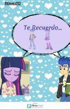 Te Recuerdo ™ by Ximena232