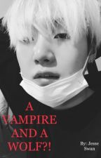 A Vampire and a Wolf?! ((Suga x Reader)) by BlueTailedWolf