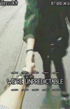 We're Unpredictable// Luke Hemmings by Vanderbilt0424