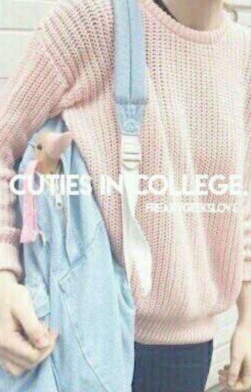 Cuties in college ~ ot4