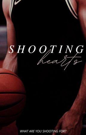 Shooting Hearts by wheadee