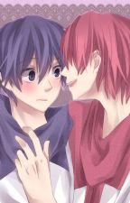 Kaitoxakaito one chan ! by hazel_31052002