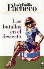 Las batallas en el desierto by YazzMG