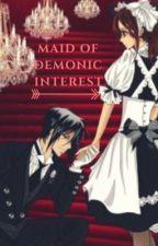 Maid of Demonic Interest by pianomusicchild