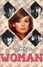 She's a Woman (The Beatles) by EllaRigby