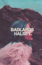 badlands lyrics - halsey by hushjoon