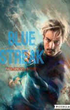 Blue Streak by CrimsonShadow2