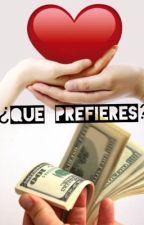 ¿Qué prefieres...? by LIESVEBA