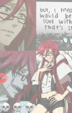Grell And Undertaker by RedHairedGrell