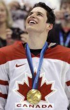 Olympic Kiss! A Sidney Crosby Imagine by HockeyisLife87