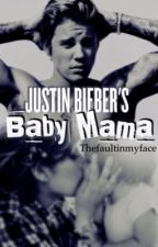 Justin Bieber's Baby Mama by thefaultinmyface