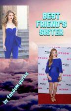 Best Friend's Sister(GirlxGirl) by fandomgurlxx