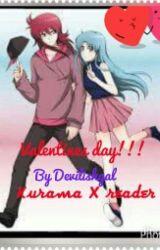 Kurama X reader: Valentines day. by DevilishGal