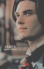 stars ; sirius black by melancholicmetanoia