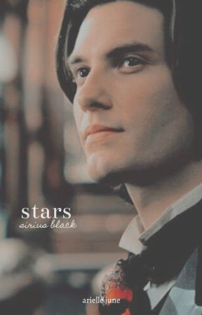 stars ; sirius black by elleira-