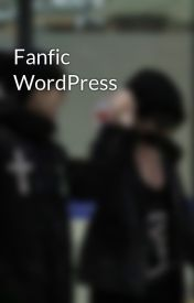 Fanfic WordPress by AngelGyu