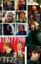 LOTR and The Hobbit randoms ( ft. HP) by Goddessnicki321
