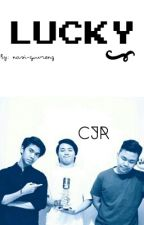 Lucky ✖ CJR by messy-inc