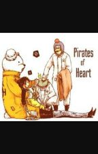 Pirates Of Heart {Reader x Trafalgar Law} ~ One Piece by _Dried_Squid_