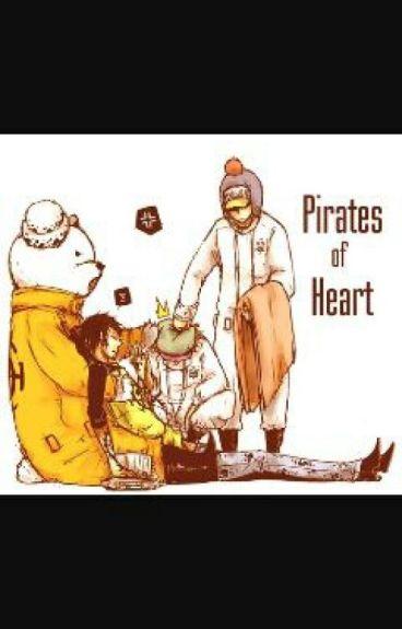 Pirates Of Heart {Reader x Trafalgar Law} ~ One Piece