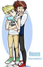 Texting → nouis by mariliagabrieli3