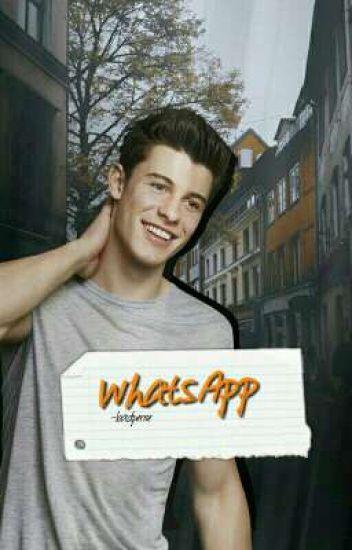 WhatsApp. | Shawn Mendes