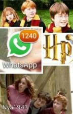 Harry Potter Whatsapp Chats by NyasMusikBox