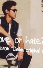 Love or hate? by loveinhannabanana