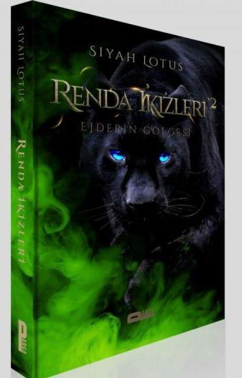 RENDA İKİZLERİ 2 /Ejderin Gölgesi /RAFLARDA!!