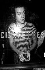 Cigarettes  H.S.  by crazedxstyles