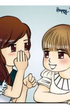 [TWOSHOT-TRANS] Rewinding Affections l Yulsic (Part 1-2) by kasumi_yulsic94