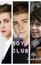 The Bad Boys Club by rnicole02