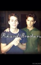 The Rikard brothers by luvya21