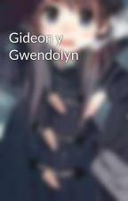 Gideon y Gwendolyn by SuwiSuwana
