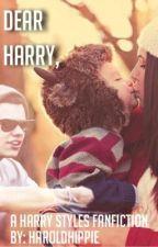 Dear Harry by haroldhippie