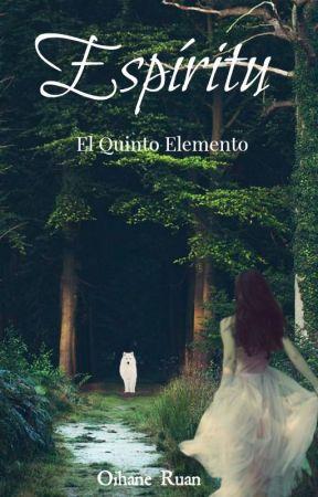 Espíritu, el Quinto elemento by oihaneruan