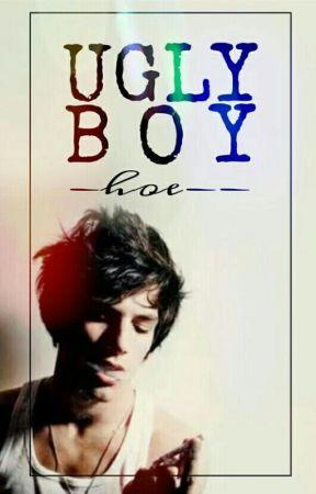 ugly boy by -hoe--