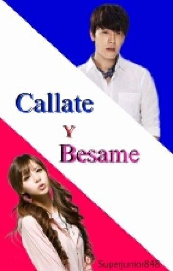CALLATE Y BESAME!!! LEE DONGHAE Y TN______.