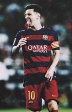 Linda confusión -Lionel Messi y tu- by leomessic