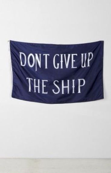 Don't Give Up The Ship- A Short Story