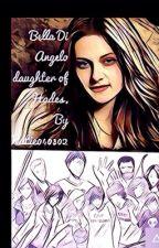 Bella Di Angelo daughter of Hades. by WolfGodess3947