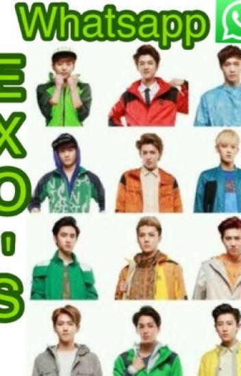 EXO's Whatsapp