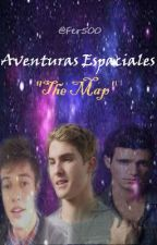"Aventuras Espaciales: ""The Map"" by Fer500"