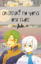 Akatsuki no Yona One Shots by sxarletfate