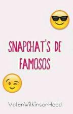 Snapchat's de Famosos! by valenbuzzi