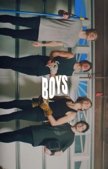 boys ♂ muke