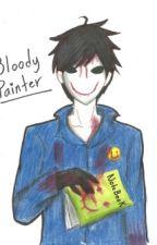 Bloody Painter x Reader Oneshot by SplatinumGoesOraOra