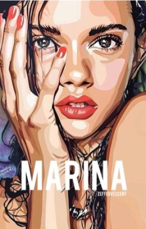 MARINA (AU HARRY) by zeffervescent